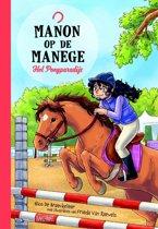 Manon op de manege 4 - Het ponyparadijs