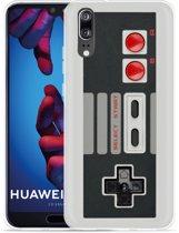 Huawei P20 Hoesje Nintendo Controller Classic