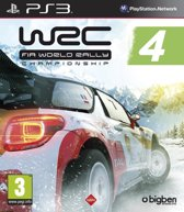 WRC: FIA World Rally Championship 4 - PS3
