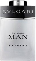 Bvlgari Man Extreme 100 ml - Eau de Toilette - Herenparfum