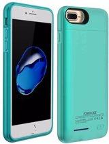 Battery Power Case voor iPhone 6 / 6s / 7 3000 mAh Blauw