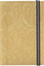 Christian Lacroix Gold B5 10 X 7 Paseo Notebook