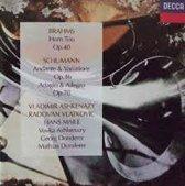 HORN TRIO Op. 40 - ANDANTE & VARIATIONS Op. 70