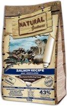 Natural greatness salmon sensitive medium hondenvoer 12 kg