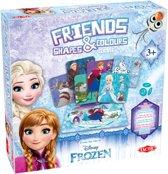 Frozen Friends Shapes & Colours