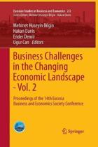 Business Challenges in the Changing Economic Landscape - Vol. 2