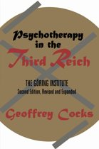 Psychotherapy in the Third Reich