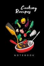 Cooking Recipes Notebook