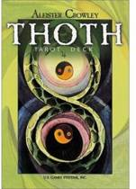 Crowley Thoth Tarot Deck Standard
