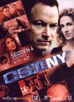 CSI: New York - Seizoen 4 (Deel 2)