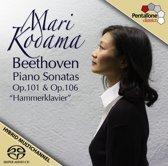 Piano Sonatas 101-106