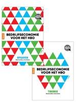 Bedrijfseconomie voor het hbo, theorie- en opgavenboek