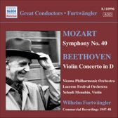 Mozart: Symphony No. 40 / Beet