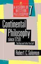 Continental Philosophy since 1750