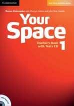 Your Space Level 1 Teacher's Book with Tests CD