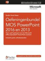 Oefeningenbundel MOS PowerPoint 2016 en 2013