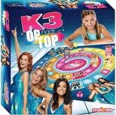 K3 spel Op naar de top - Bordspel