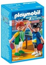 Playmobil Tafeltennissers - 5197