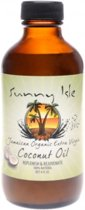 Sunny Isle Jamaican Black Castor Oil Extra Virgin Coconut Oil 118 ml