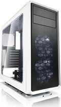 Fractal Design Focus G Midi-Toren Wit computerbehuizing