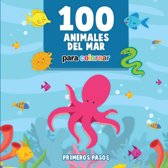 100 Animales del Mar Para Colorear
