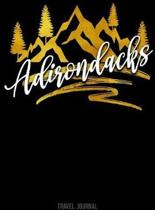 Adirondacks Travel Journal