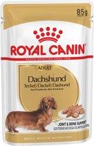 Royal Canin Bhn Dachshund Adult Pouch - 12 x 85 g