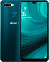 OPPO AX7 - 64GB - Glaze Blue (Blauw)