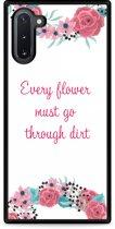 Galaxy Note 10 Hardcase hoesje Every Flower