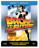 Back To The Future 1 (Steelbook) (Blu-ray)