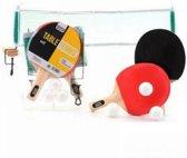 Sports Active Tafeltennisset met 3 ballen en 1 net