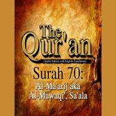 Qur'an, The: Surah 70