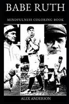 Babe Ruth Mindfulness Coloring Book