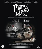Mary and Max (blu-ray)