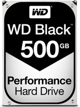 WD Black - Interne harde schijf - 500GB