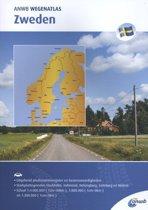 ANWB wegenatlas - Zweden