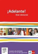 Adelante! / Cuadernos de actividades mit Multimedia-CD. Nivel elemental