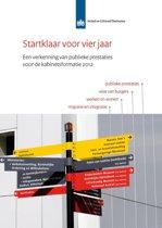 Publicatie 2012-23 - Startklaar voor vier jaar / 2012