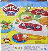 Play-Doh Kookplaat - Klei
