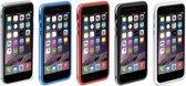 Schok bestendige Bumper iPhone 6/6S - Rood