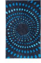 Floris Spray - Badmat - Aqua - 70 x 120 cm