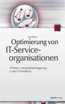 Optimierung von IT-Serviceorganisationen