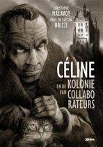 Céline en de kolonie van collaborateurs