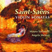 Saint-Saens: Violin Sonatas