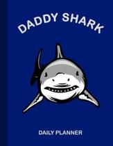 Daddy Shark Daily Planner