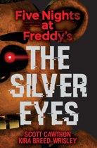 Omslag van 'Five Nights at Freddy's: The Silver Eyes'
