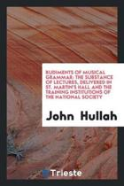 Rudiments of Musical Grammar