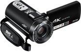 Lipa AD-C7 camcorder 4K videocamera - Sony lens en phone remote - 120x zoom