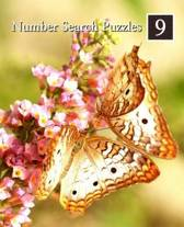 Number Search Puzzles 9