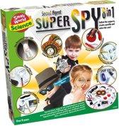 Super Spionnenset - 8-in-1